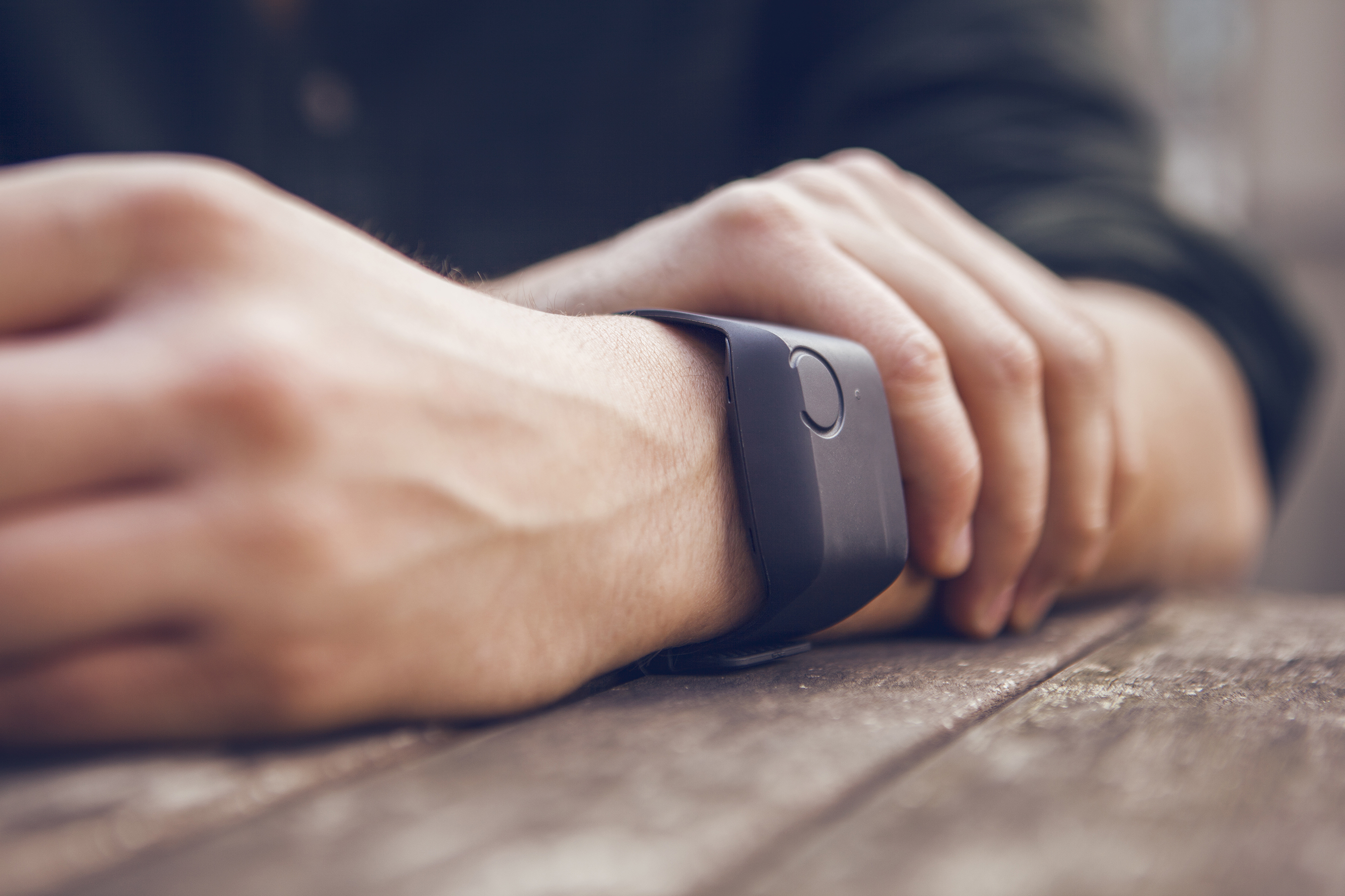 Can a wearable help decide who needs intensive care and when?
